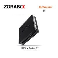 Smart Android Tv Box Ipremium I7 OTT Set Top Box Android DVB S2 H 265 Decording