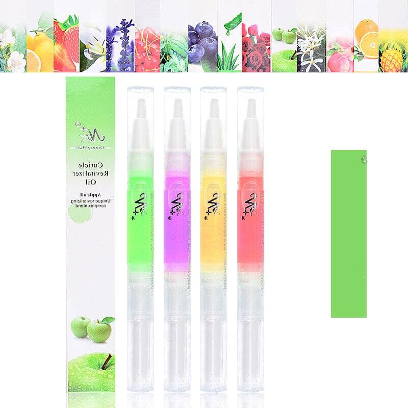 Keep Nail Polish Off Cuticles: ANGNYA 1Pcs Nail Cuticle Oil Beauty Nail Nutrition Pen