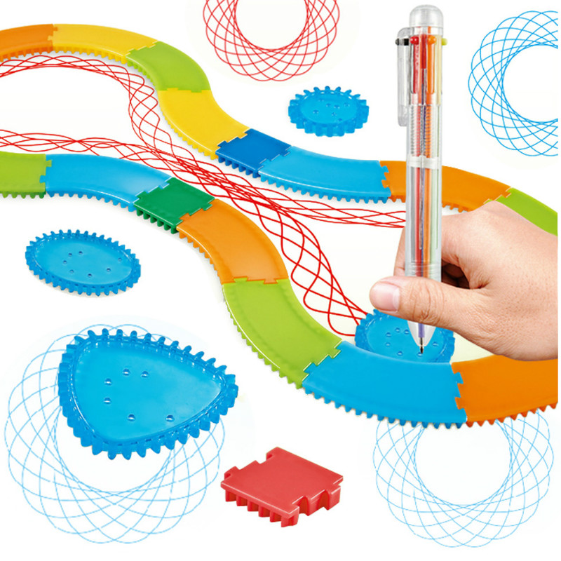 Learning  Education Drawing Toys Children  Art Painting  Template Is A Ruler  Intellectual Stationery  Draw Magic