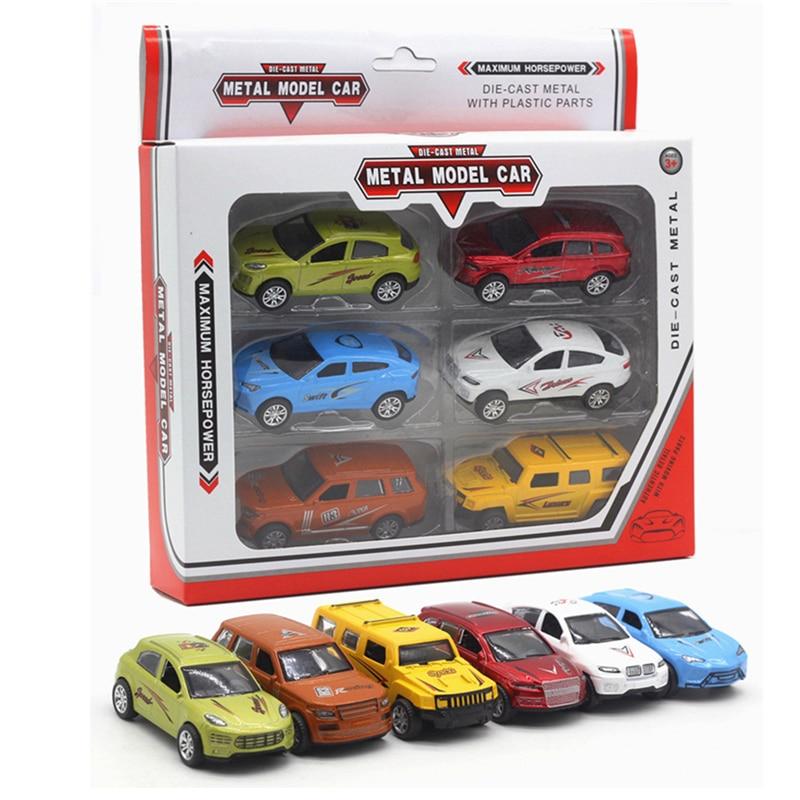Mini Toy Cars For Boys : Pcs hot alloy model slide car toys for kids mini