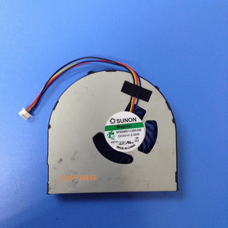 все цены на Brand New Laptop CPU Cooling Cooler Fan for Lenovo B480 B480A B485 B490 M495 B590 E49 4 Pins