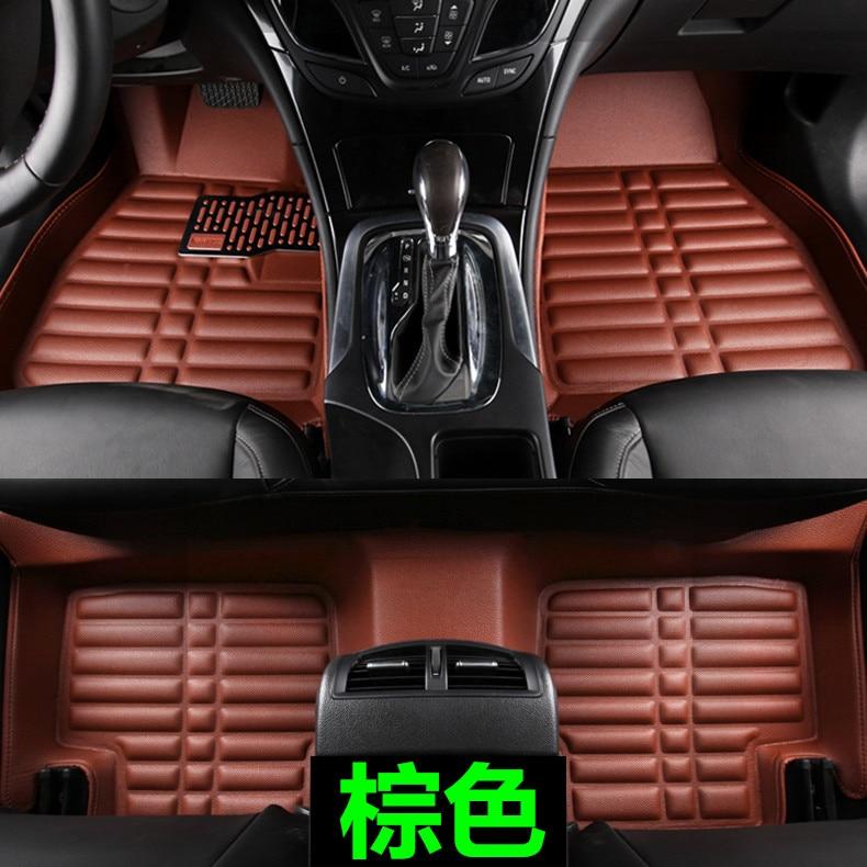 Myfmat floor mat car carpet for Renault Laguna Scenic Megane Velsatis Louts LAND-ROVER Freelander Range Rover Discovery defender