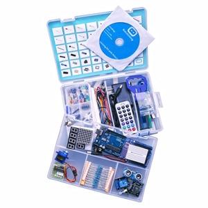 Image 5 - Upgraded Advanced Version Starter Kit learn Suite Kit LCD 1602 for arduino diy kit