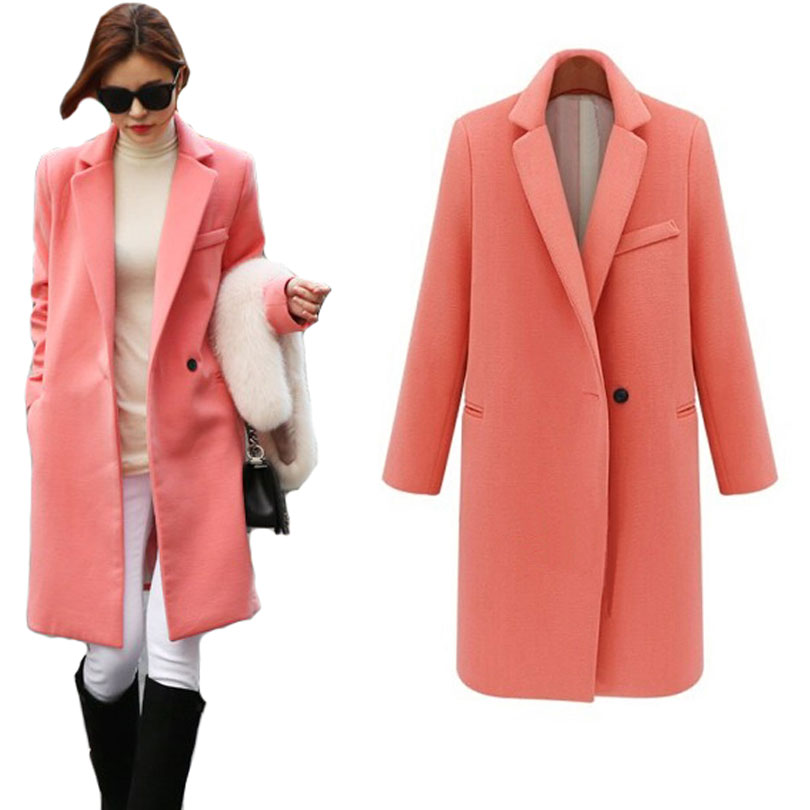 Online Get Cheap Pink Coats for Women -Aliexpress.com | Alibaba Group