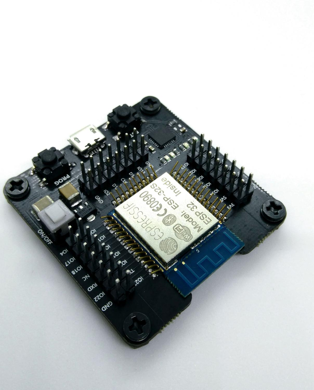 ESP32 Test Board Small Batch Burn Fixture For Le Xin ESP WROOM 32 Module
