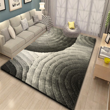 ALITEXTILEBTOC Plus Size Carpet For Home Non-slip Parlor Soft 100% Wool Jacquard Hand Carved Floral Tapis Salon