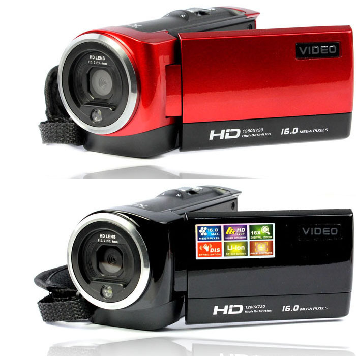 16mp Hd Video Camera 16x Zoom Digital Camcorder Dv