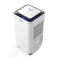 Дома осушитель 2L бак для воды электрический влагопоглотитель 23L/день в лишнюю влагу из шкафов ванные комнаты Одежда барабан DH02
