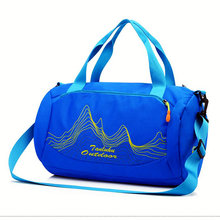 2018 Swimming Bag Dry & Wet Separation Sports Bag for Travelling and Swimming Waterproof Swimming Handbag Training Shouler Bags