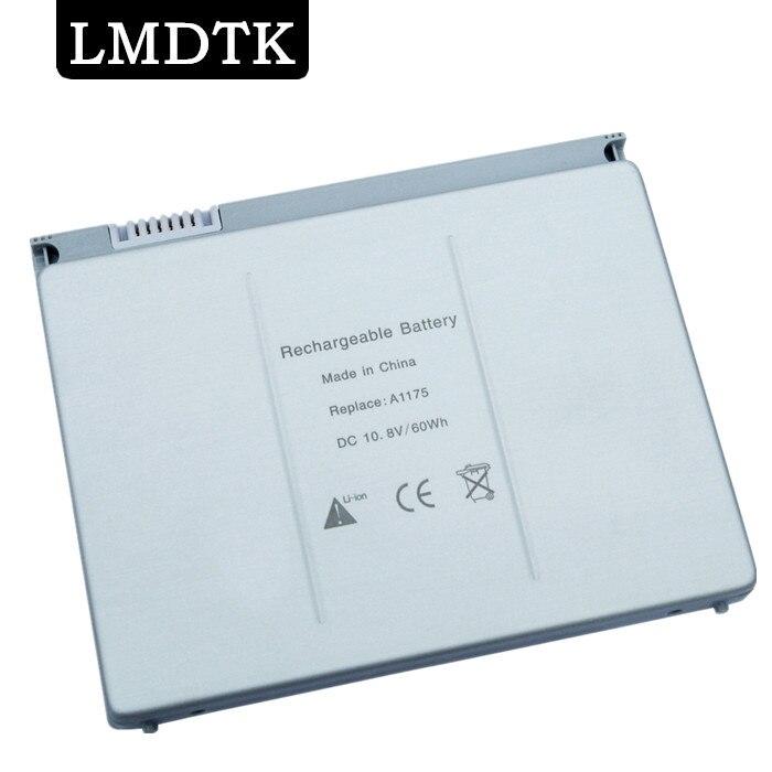 LMDTK nouvelle batterie dordinateur portable pour Apple MacBook Pro 15 A1150 MA463 MA600 A1175 MA348 livraison gratuiteLMDTK nouvelle batterie dordinateur portable pour Apple MacBook Pro 15 A1150 MA463 MA600 A1175 MA348 livraison gratuite