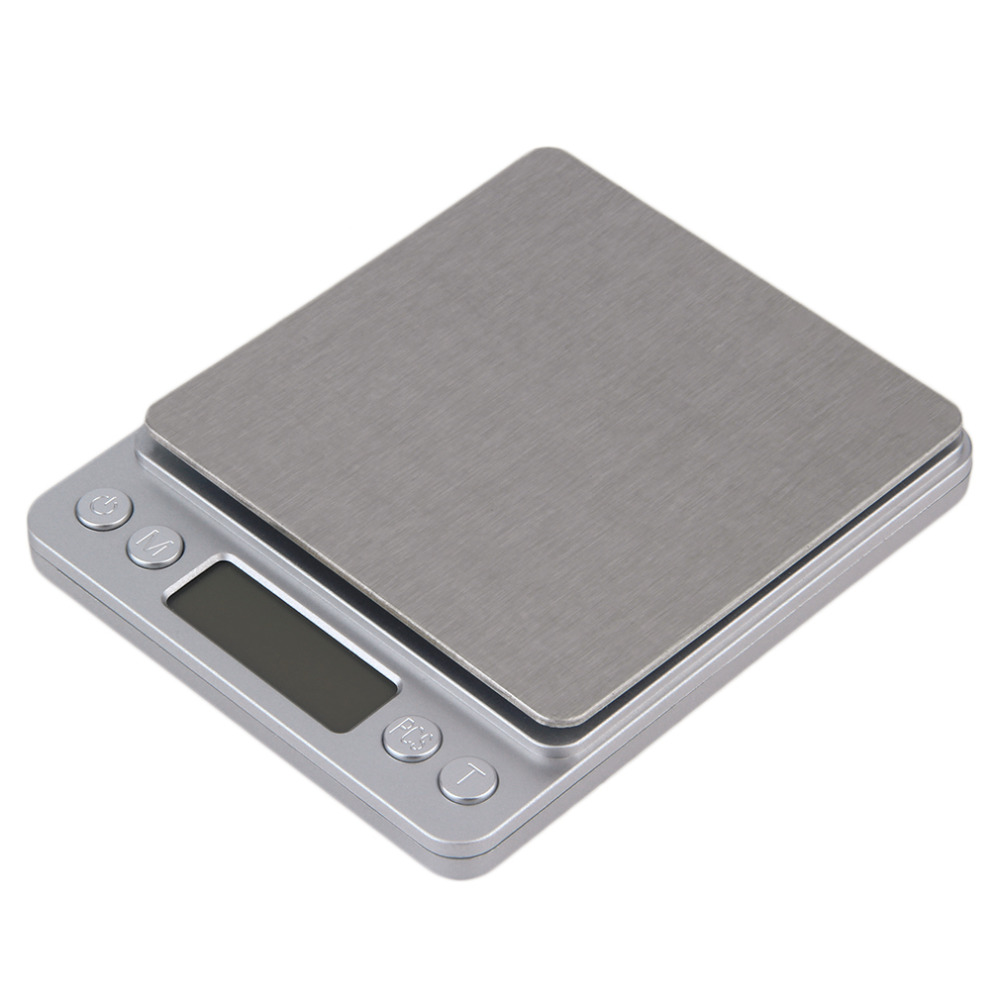 High Accuracy Mini Digital Scale Electronic Scale Platform Jewelry Gold Diamond Scale 500g/0.01g Weighing Balance Blue LCD  цены