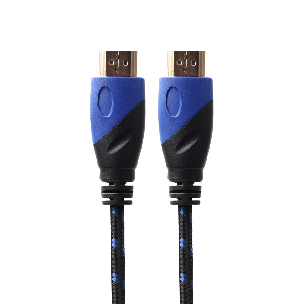Braided HDMI <font><b>Cable</b></font> V1.4 AV HD 3D for Xbox HDTV 1M-<font><b>15M</b></font> Meters 1080P Digital <font><b>Cable</b></font> L3FE image