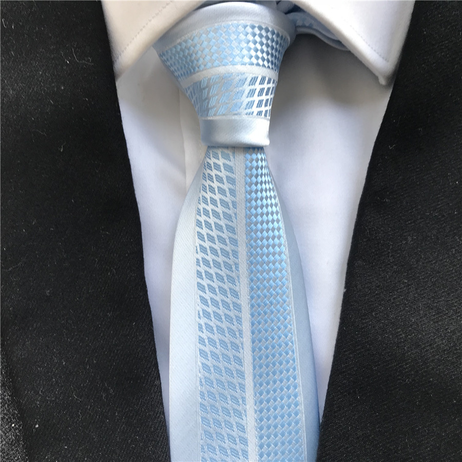 Mint Diamond Skinny Men/'s Tie Thin Mens Green Tie Slim Neck Tie