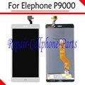 Branco 100% Novo DIsplay LCD Full + Touch Screen Digitador Assembléia Substituição Para Elephone P9000 LTE Frete Grátis