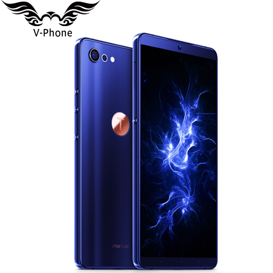 New Original Smartisan Nut Pro 2S Mobile Phone 6.01 6GB RAM 128GB Snapdragon 710 Octa Core Face ID Fingerprint Dual Back Camera