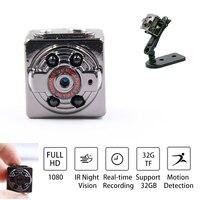Drop Shipping Mini Camera SQ8 Mini DV Camera 1080P Full HD Car DVR Recorder Motion Wireless