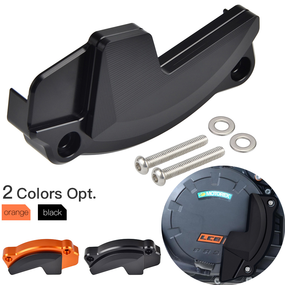 Right Side Motorcycle Engine Case Slider Cover Protector Guard For <font><b>KTM</b></font> 1050 1090 1190 <font><b>Adventure</b></font> <font><b>1290</b></font> <font><b>Super</b></font> Adv R <font><b>S</b></font> T 2013 - <font><b>2019</b></font> image