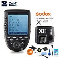 Godox Xpro N i TTL II 2.4G X System Wireless Control Remote Trigger with X1R N Controller Receiver Compatble for Nikon Flash