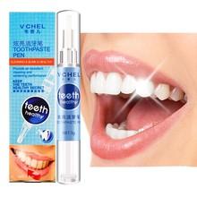 Teeth Whitening Pen Peroxide Gel White Tooth Cleaning Bleaching Dental Kit Stain Remover oral hygiene led oral care dental teeth hygiene cleaning tool kit stain eraser
