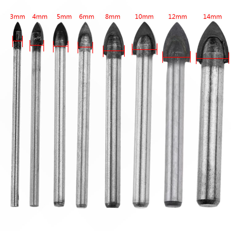 1pc Power Tool Drilling Tools Glass Tile Drill Bits Glass Marble