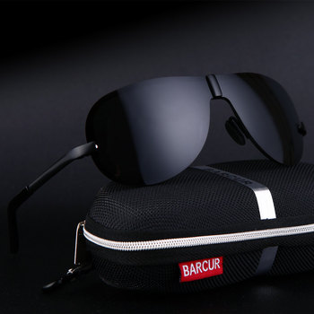 Stainless Steel Polarized Sunglasses