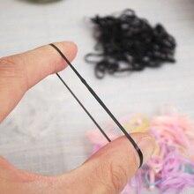 Coloful Elastic Rubbr Hair Band