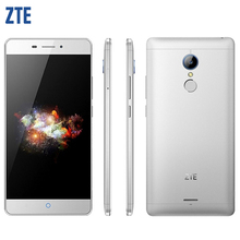 Original ZTE V5 3 / N939ST Mobile Phone RAM 2GB ROM 16GB 5.5″ Screen MSM8939 Octa-Core Nubia UI 3.0 OS 13.0MP Camera SmartPhone