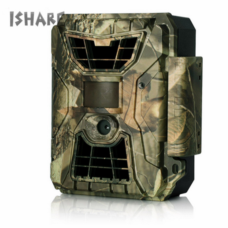 Hunting Camera 12MP 1080P Night Vision Infrared Waterproof Shooting Digital Trail Camera Game Wildlife Cameras Trap 2.4HD hot sale hunting wildlife camera night vision 940nm ir infrared trail cameras game hunter 9282