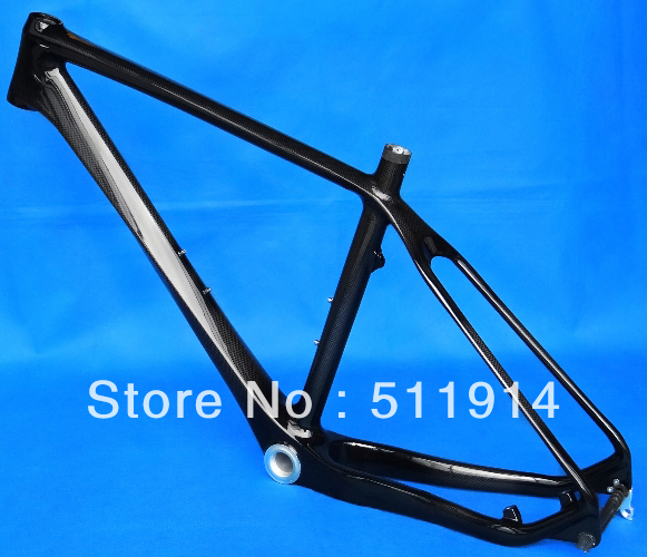 Bicycle Mtb Mountain-Bike Bsa-Frame Full-Carbon 26er 3k FLX-FR-223 -Size:18- Gift:Headset