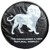 Monnet High quality Universal Lion pattern Spare Tire Type Cover Size 15