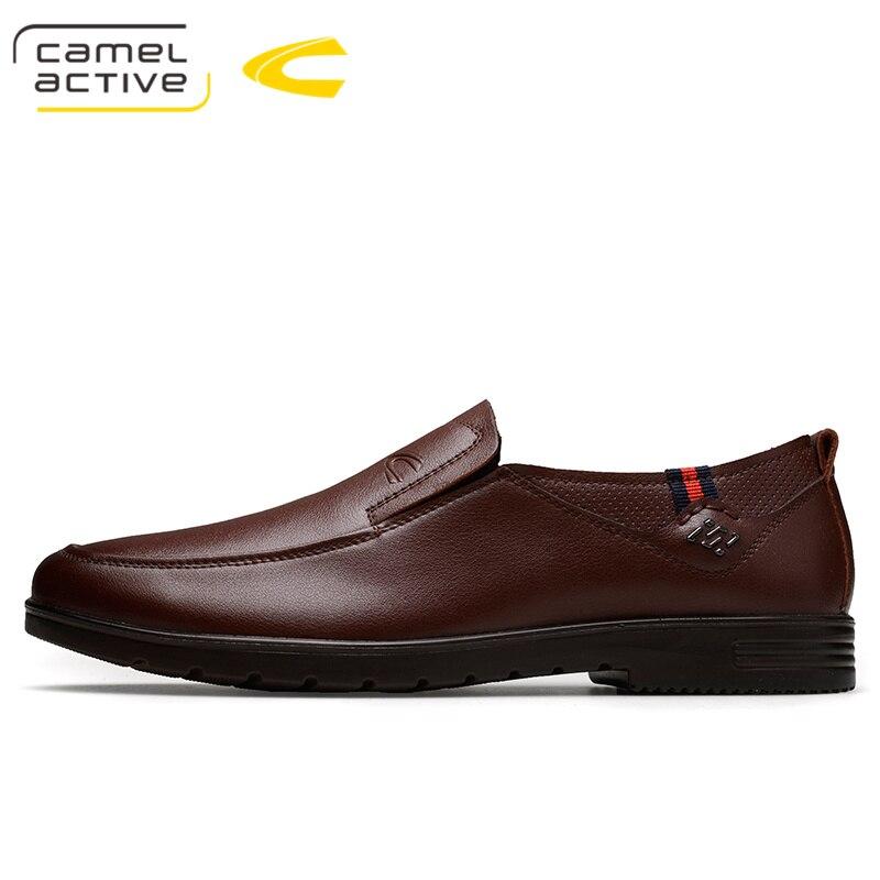 93384124c891 De 2018 marron Véritable En Noir Hommes Richelieu Marque Cuir Nouvelle  Mariage Chaussures Robe automne Active Arrivée Camel Printemps 5xTg4Fqvwp