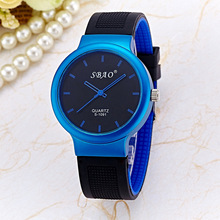 Casual Quartz Silicone Sports Wristwatches Fashion Men Watches Dress Student's Unisex Watches Relogio Masculino Clock Hours saat