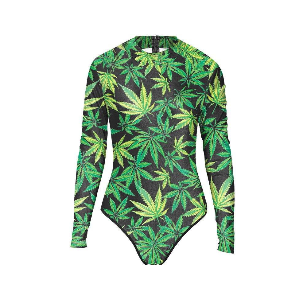 2pcs a set one piece swimsuit Long sleeve sexy swimwear bathing suit  for women one set 4 pcs 95mm
