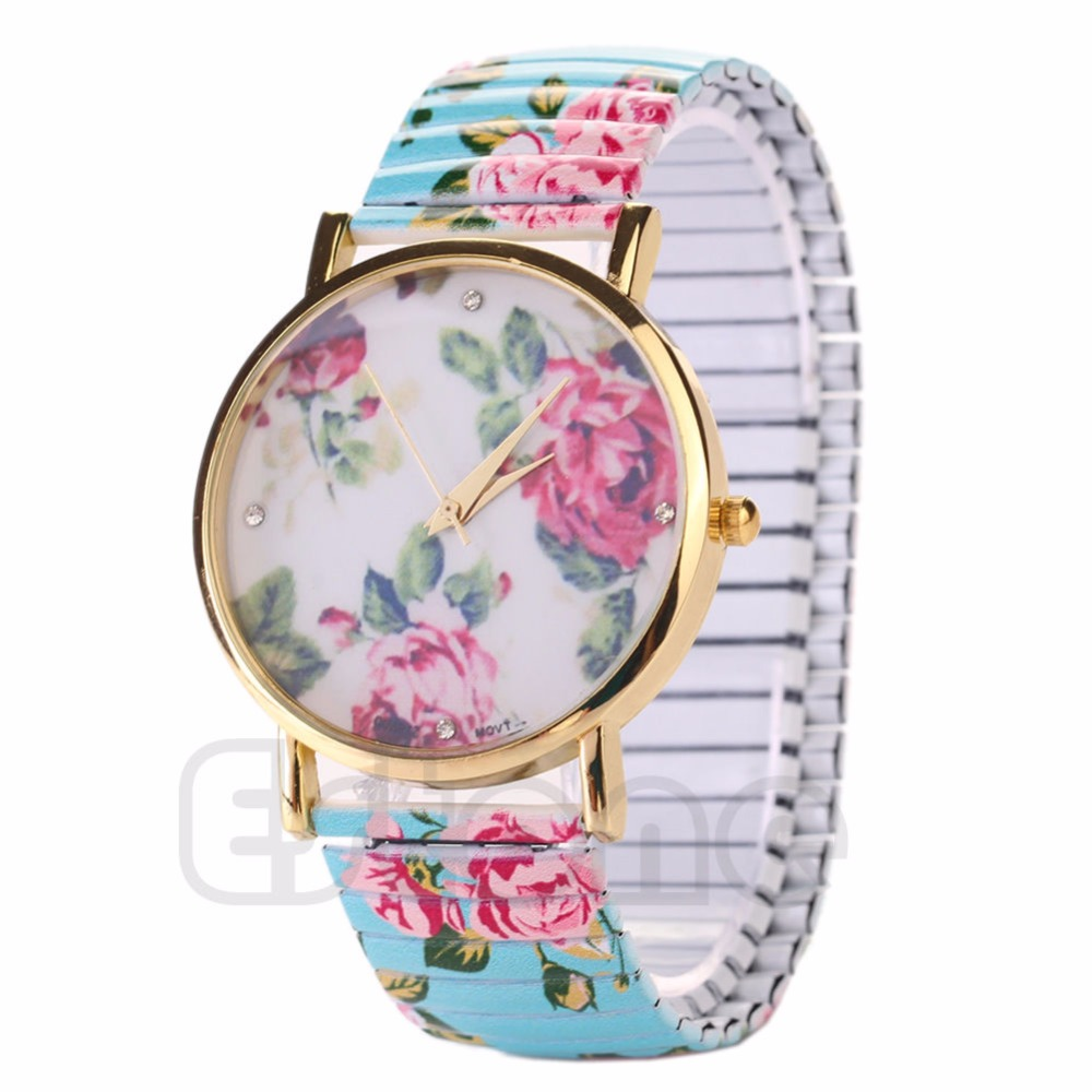 Fashion Women Watch Ladies Bracelet Quartz Wrist Watches Female Elastic Strap Band Clock  Relogio Feminino mjartoria ladies watches clock women quartz watch simple sport bracelet watch student girl female hand wrist watches for women