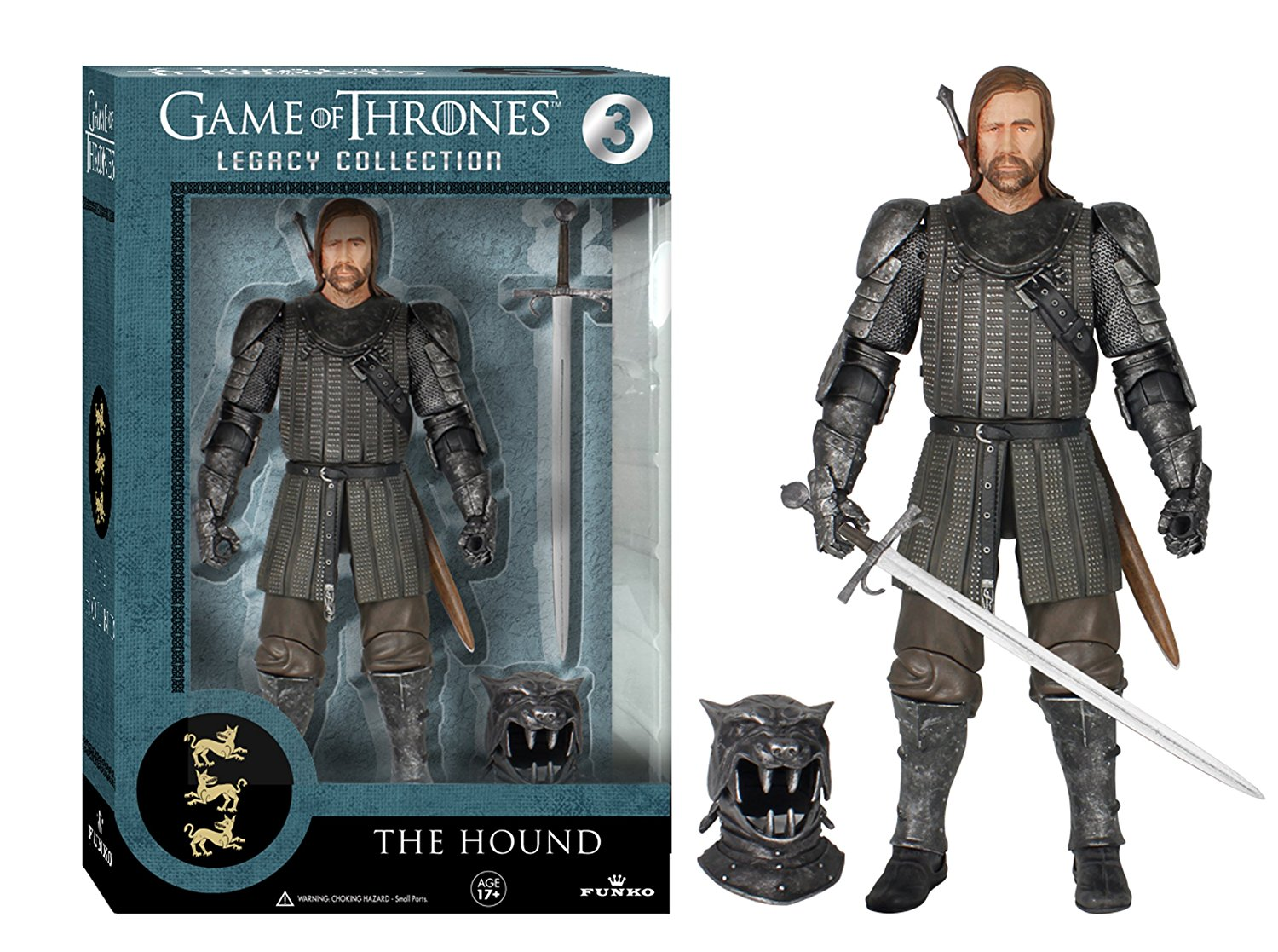 Game of Thrones Legacy Collection Action Figure Funko Toys