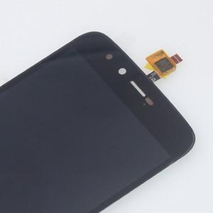 Image 2 - 5.5 affichage dorigine pour Homtom HT50 LCD + écran tactile convertisseur numérique écran assemblage pièces de réparation livraison gratuite + outils