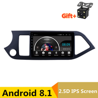9 Android Car DVD GPS Navigation for KIA morning Picanto 2011 2012 2013 2014 2015 radio audio stereo headunit
