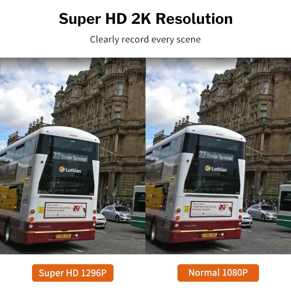 Image 2 - Deelife Dash Cam Car DVR Camera Full HD 1080P Drive Video Recorder Registrator Auto Dashboard 1296P Dual Dashcam Black DVRs Box-in DVR/Dash Camera from Automobiles & Motorcycles