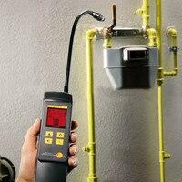 Tet316 2 детектор утечки газа с гибкой измерительная головка эффективно точное позиционирование с наушниками