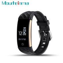 S2 Смарт Браслет Поддержка сердечного ритма Мониторы Bluetooth smartband для IPhone Xiaomi Huawei смартфон