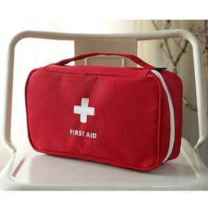 Image 4 - NEW First Aid Kit Emergency Medical First aid kit bag Waterproof Car kits bag Outdoor Travel Survival kit Empty bag