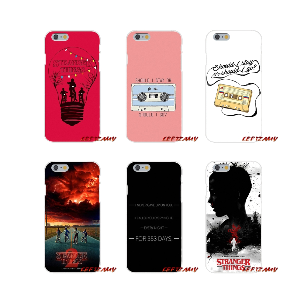 Should I Stay Or Should I Go Stranger gs For Samsung Galaxy A3 A5 A7 J1 J2 J3 J5 J7 2015 2016 2017 Accessories Phone Cases Cover