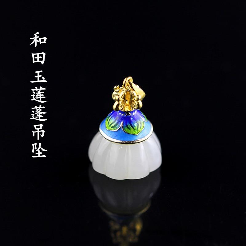 The original design of the 200925 silver jewelry and Tian Yulian Peng pendant SeikoThe original design of the 200925 silver jewelry and Tian Yulian Peng pendant Seiko