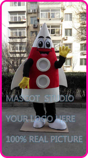 a058914baed7d mascot rocket mascot costume custom fancy costume anime cosplay kits  mascotte cartoon theme fancy dress