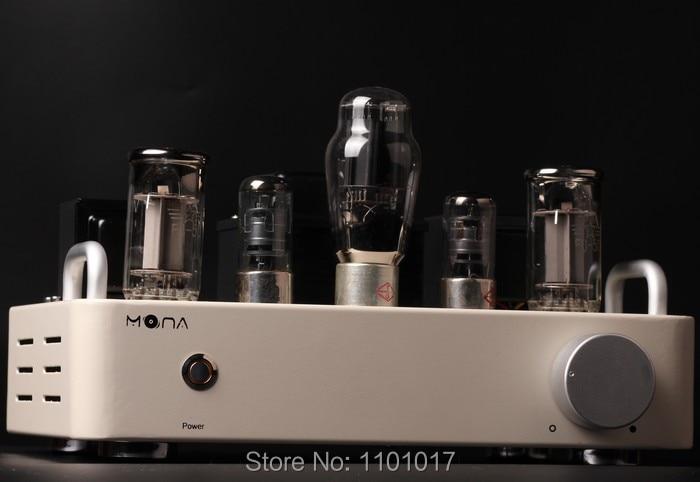 HIMING MONA FU50 Amplifikator Tube HIFI EXQUIS Triode Llambat e - Audio dhe video në shtëpi - Foto 3