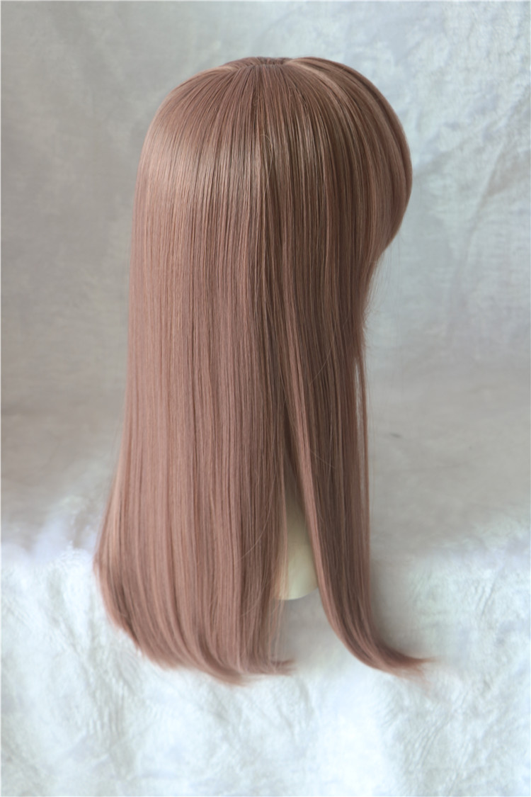 Image 3 - Movie A Silent Voice Nishimiya Shouko Cosplay Wig The Shape of Voice Koe no Katachi Straight Facial Hair-in Anime Costumes from Novelty & Special Use