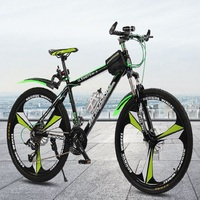 NORWICH Mountain Bike 26 30 speed double disc brake aluminum bicycle for men/ women