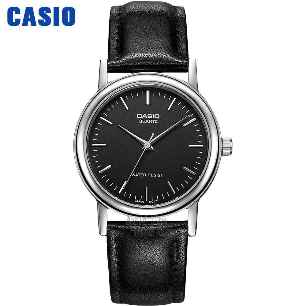 CASIO часы мужские   Бизнес простые классическые кварцевые мужские часы MTP-1095E-1A MTP-1095E-7A MTP-1095E-7B MTP-1095Q-1A MTP-1095Q-7A MTP-1095Q-7B MTP-1095Q-9A
