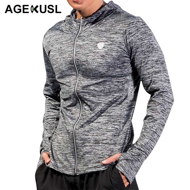 TWTOPSE Quick Dry Men Sports Table Tennis Jerseys Anti-sweat Windbreak Hooded Jacket Coat Running Fitness GYM Cycling Bike 2019(China)