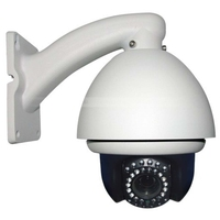 4 Inch 1080p cctv full hd AHD camera ptz rs485 protocol high speed 2 MP dome camera
